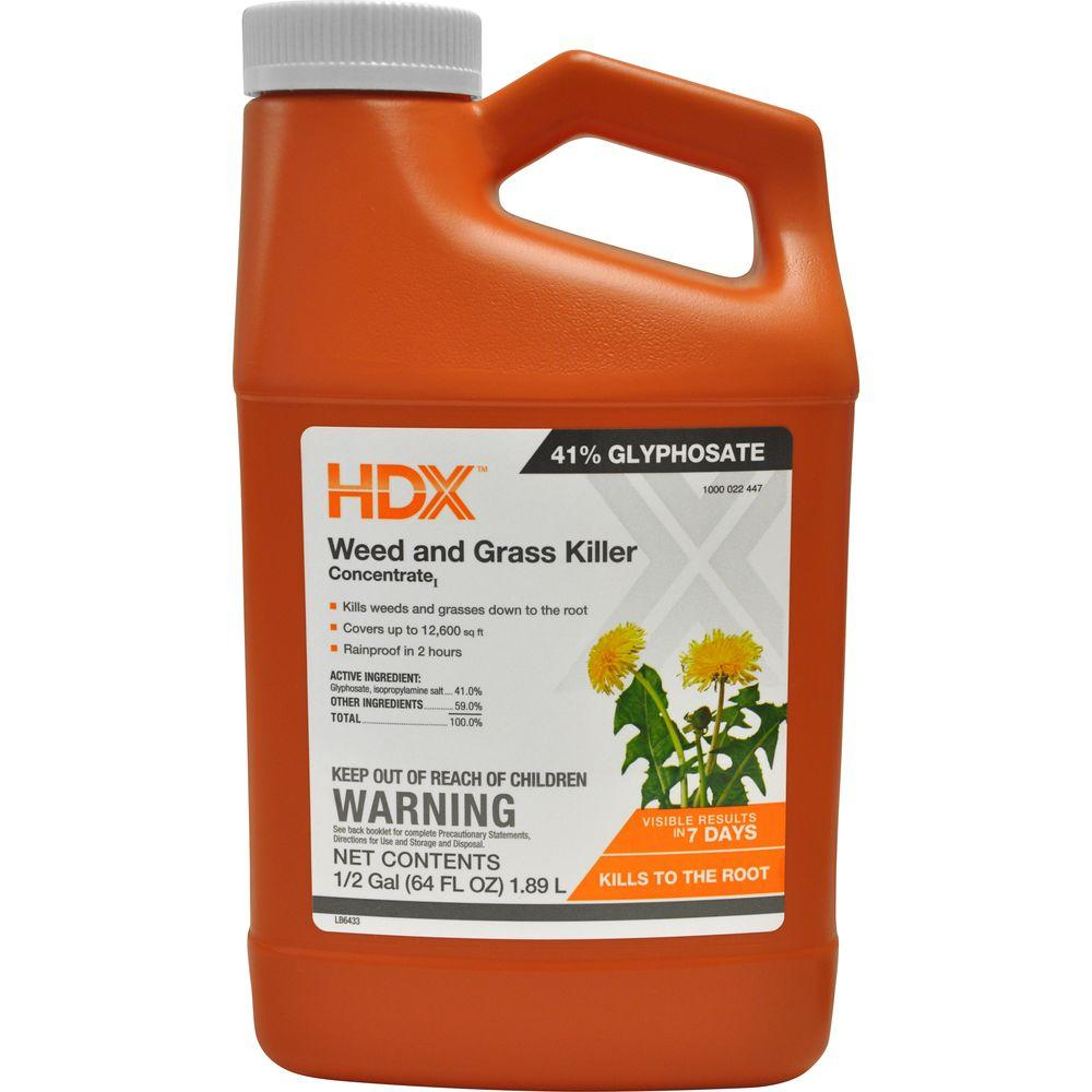 64 oz. Weed and Grass Killer Concentrate