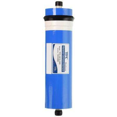 2.8 in. x 12 in. 300GPD Water Filter Replacement Cartridge Reverse Osmosis Membrane