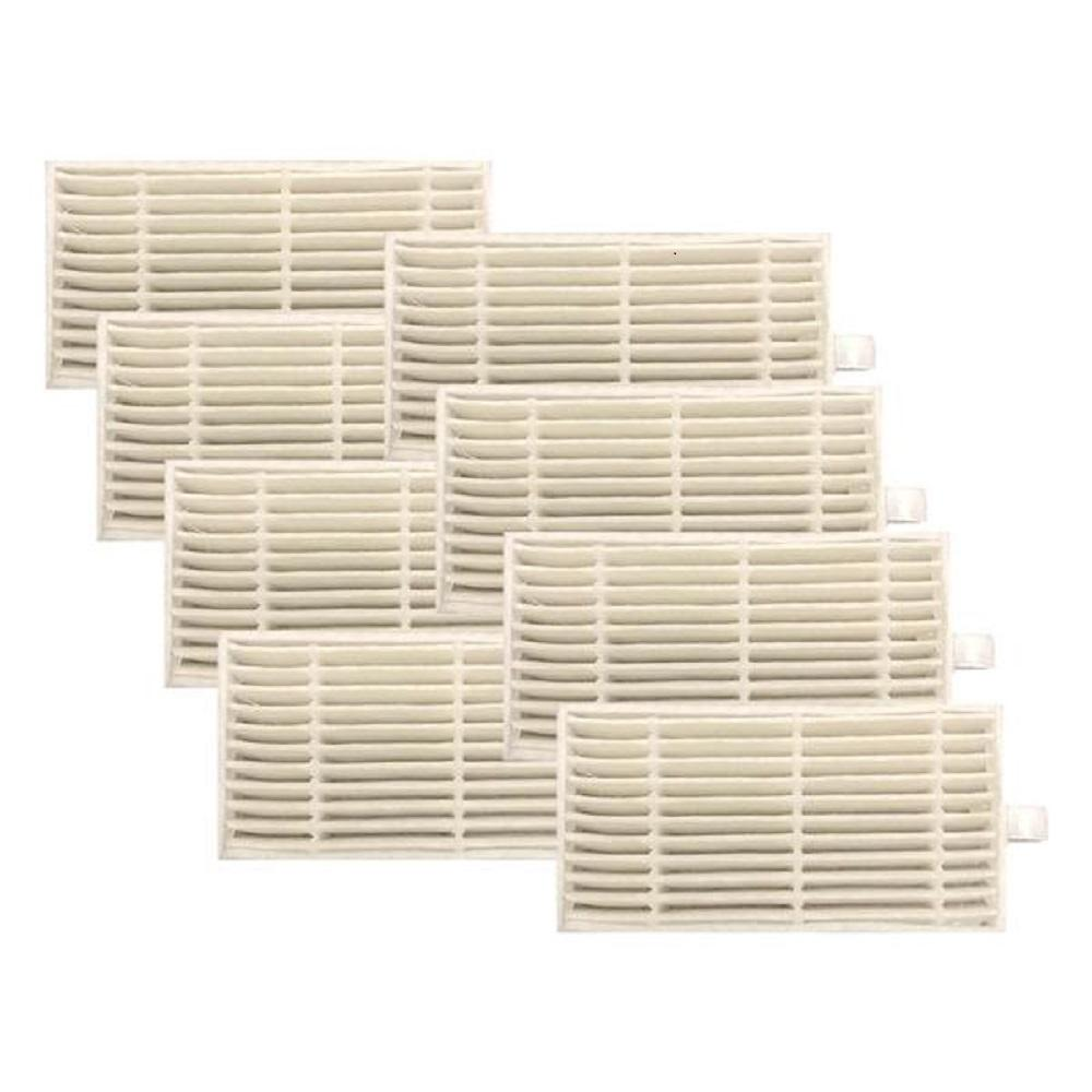 Replacements for iLife Filters, Compatible with V3s, V3s Pro, V5, V5s and V5s Pro Robot Vacuum (8-Pack)