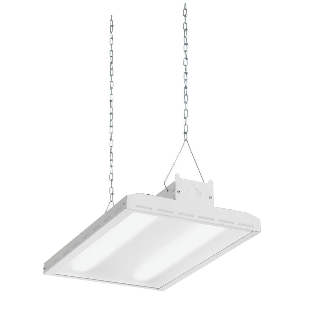 Lithonia Lighting White LED High Bay Light Fixture