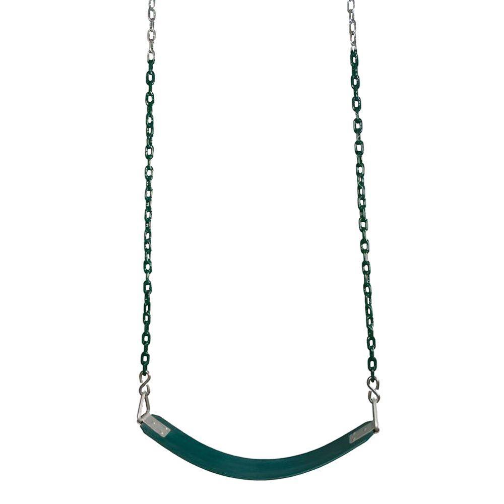 Commercial Swing Belt Assembly in Green