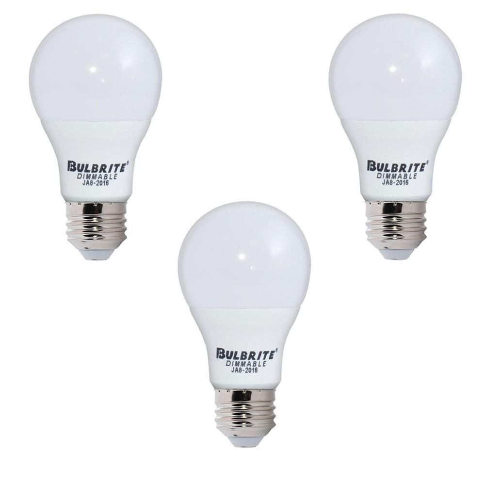 Bulbrite 40w Equivalent Warm White Light A19 Dimmable Led: Bulbrite 35-Watt Equivalent T4 Dimmable Bi-Pin (GY6.35