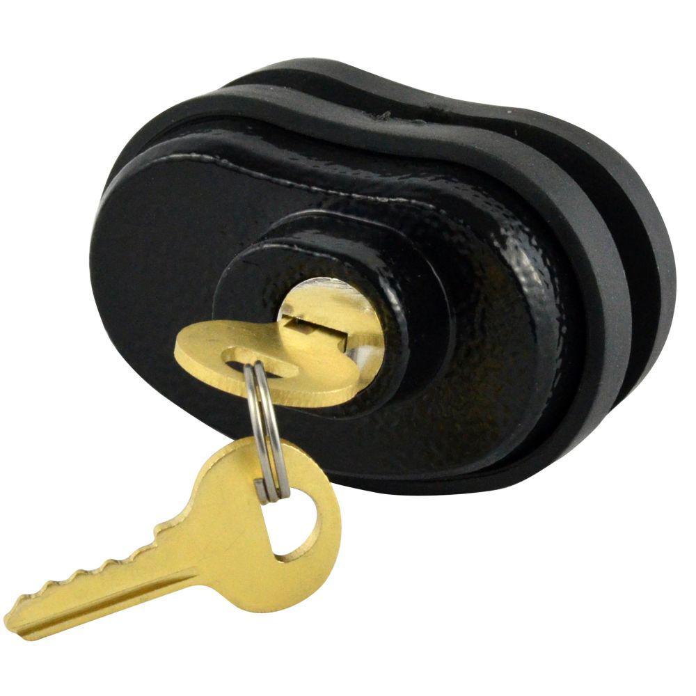 Keyed Alike Trigger Gun Lock