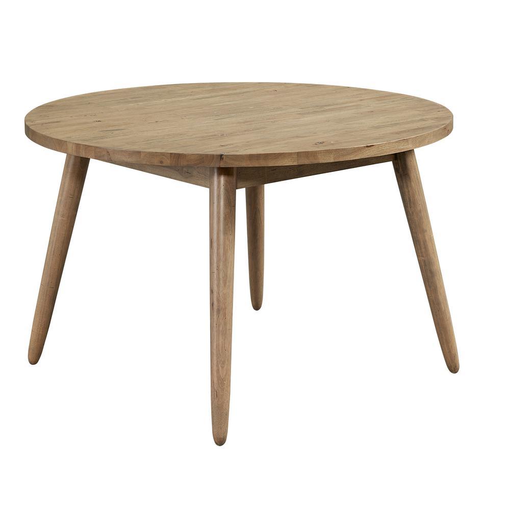 Barcelona Oak Dining Table