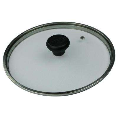 Flat Glass Clear Lid