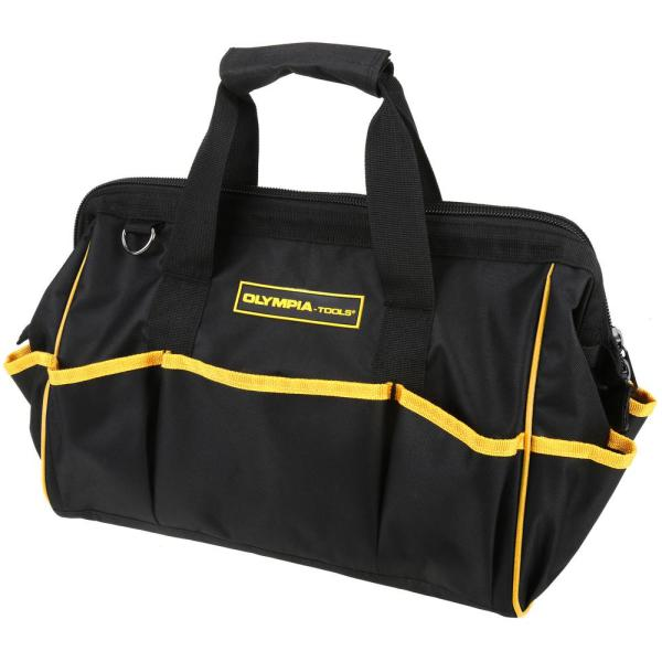 15 in. Tool Bag with Double Strap Handle