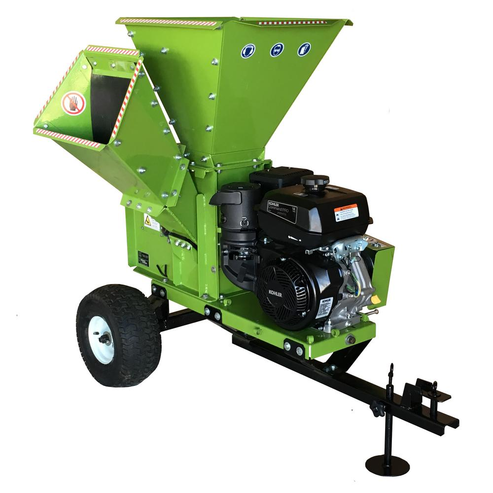Gas - Chipper Shredders - Outdoor Power Equipment - The Home Depot