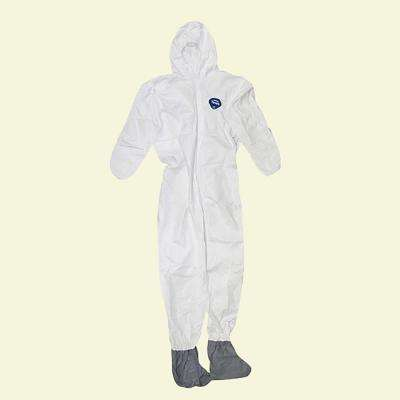 DuPont Tyvek 2XL Coverall with Hood & Boots
