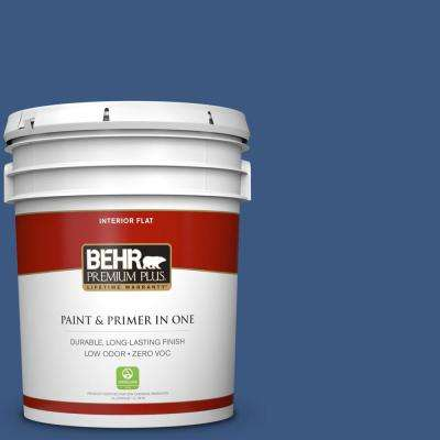 blue interior paintAdmiral Blue  Interior Paint  The Home Depot