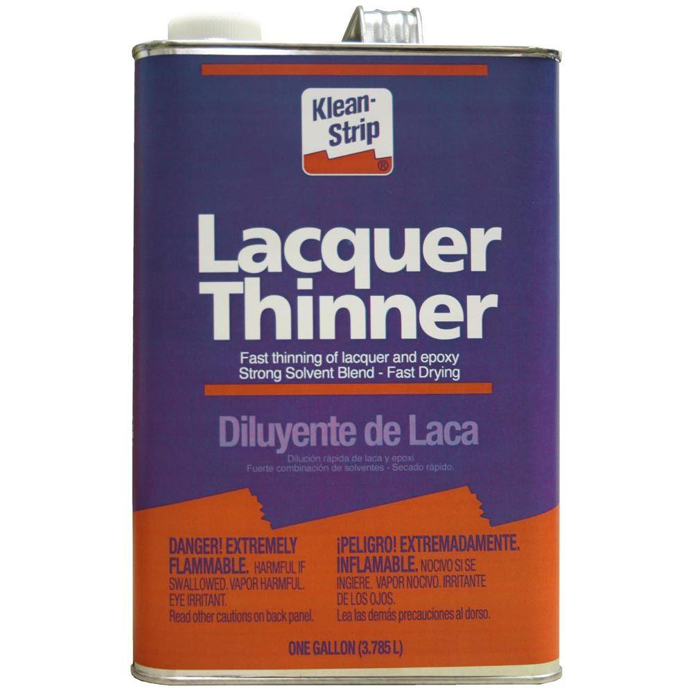 Klean-Strip 1 gal. Lacquer Thinner