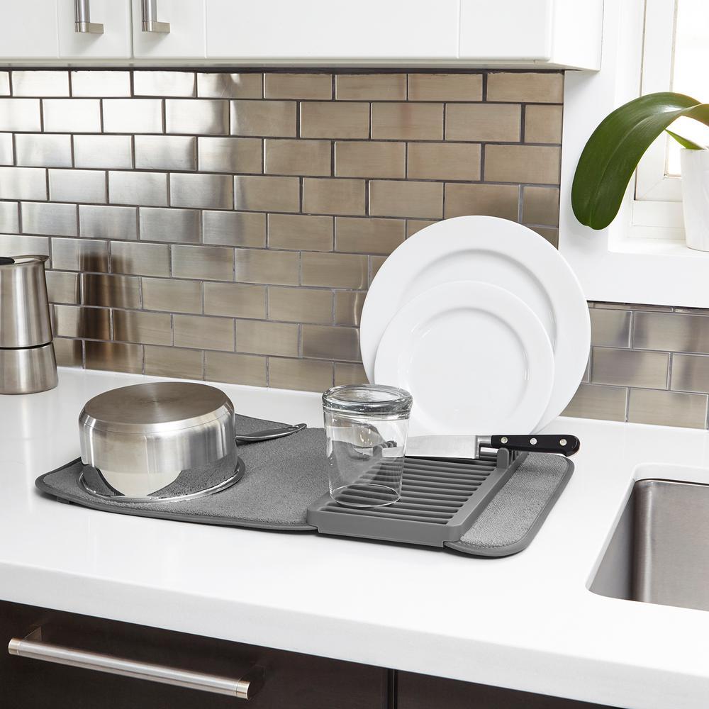 Sink Mats - Kitchen Sink Organizers - The Home Depot