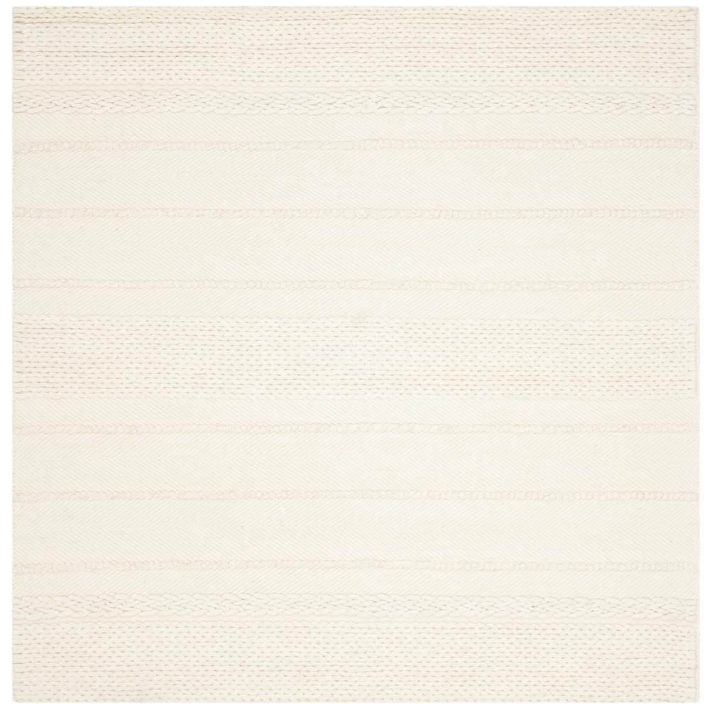 Safavieh Natura Natural 8 Ft X Square Area Rug