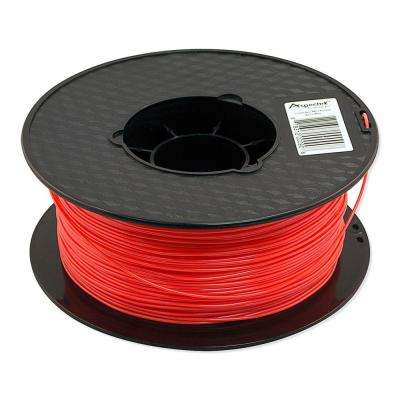 3D Printer Premium Red ABS Filament