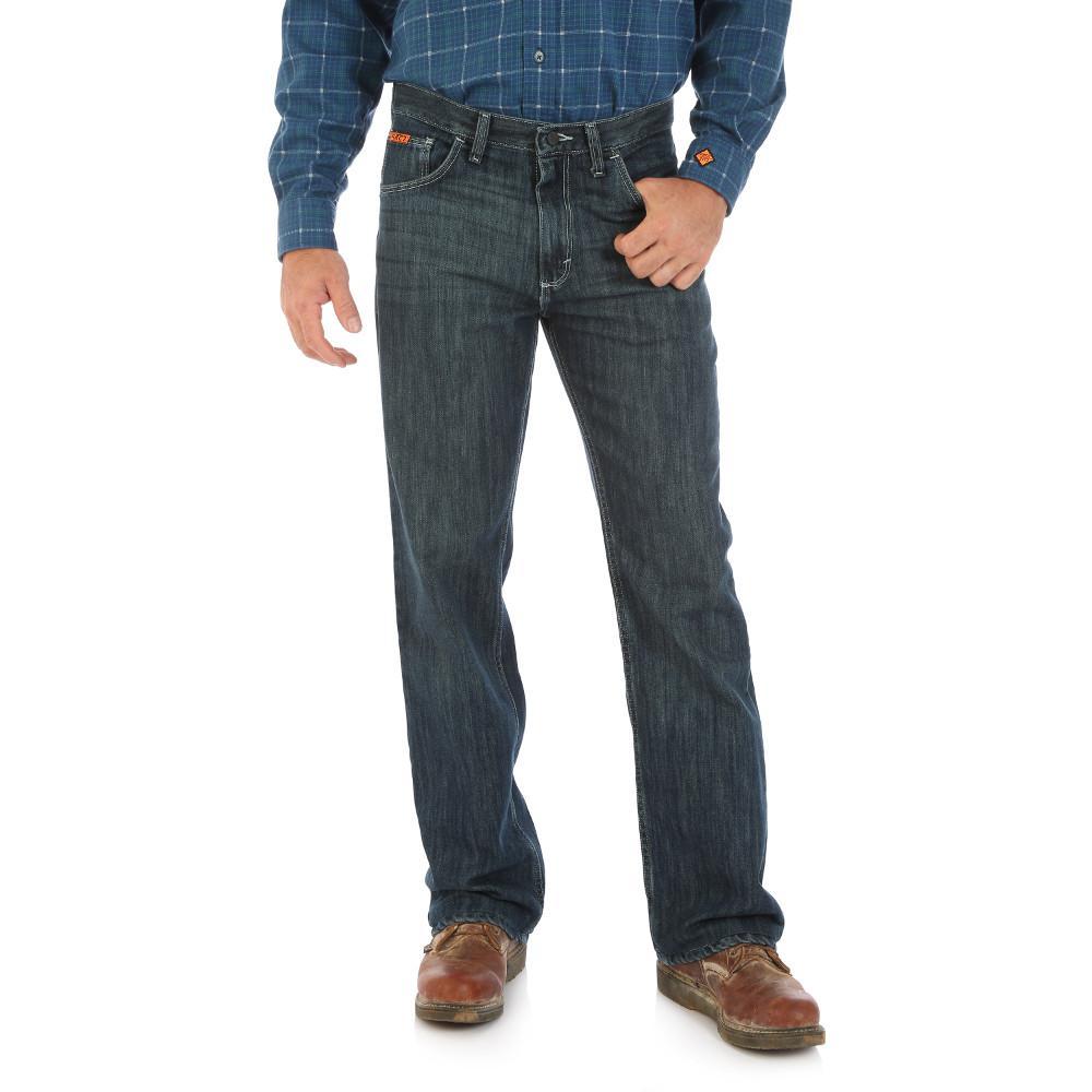 20X Men's Size 38 in. x 32 in. Denim Vintage Boot Jean