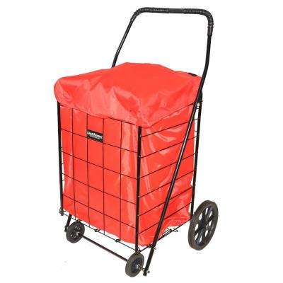 Hooded Carrier Liner Jumbo for NTC001, 011, 002, 777 in Red