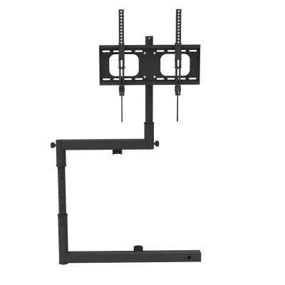 Black Tailgate TV Mount for 32 in. to 55 in. Flat Screen TV's