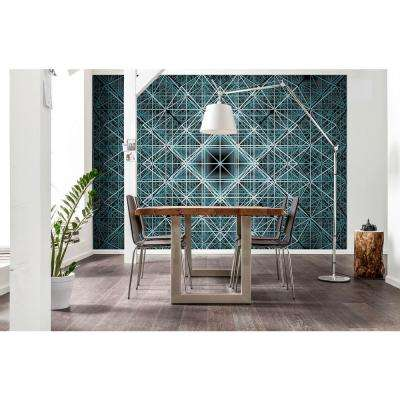Matrix Symbols and Shapes Wall Mural