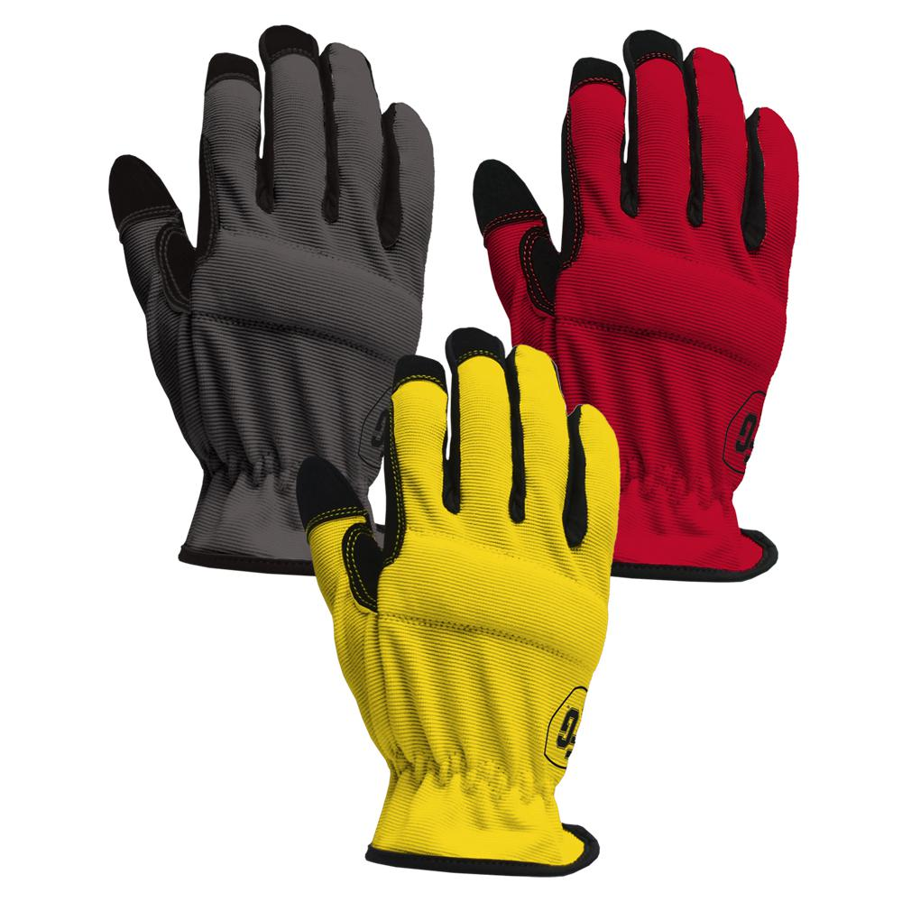 Firm Grip Large High Dex Gloves (3-Pack)