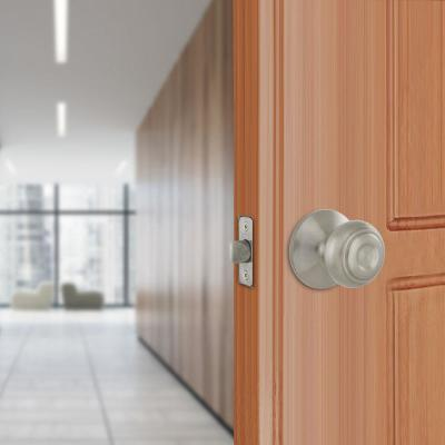 Hartford Satin Nickel Hall/Closet Passage Door Knob