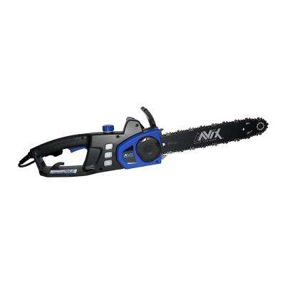 14 in. 9 Amp Electric Chainsaw with SDS Tool-less Tension System