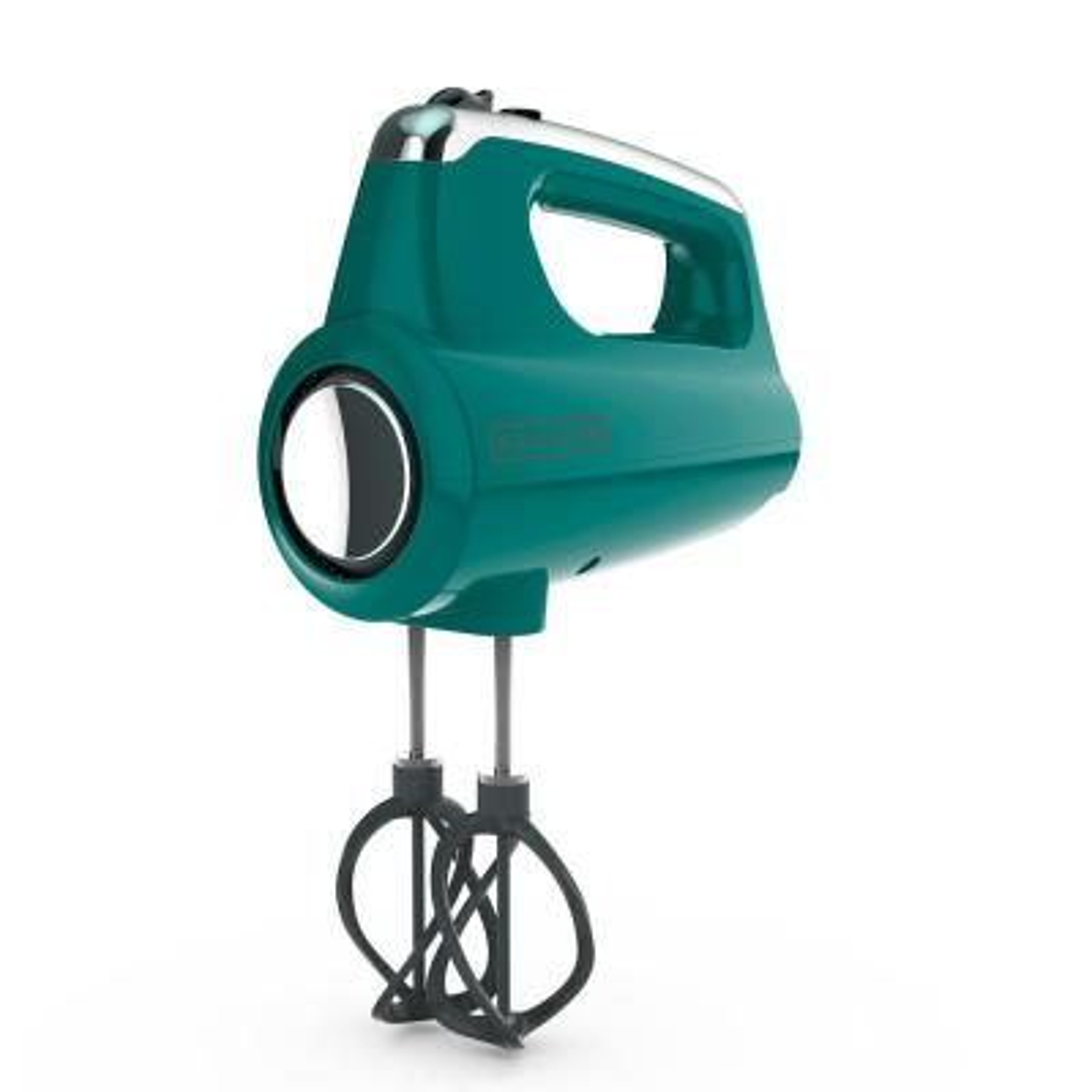 Helix Performance Premium 5-Speed Mixer Teal Hand Mixer