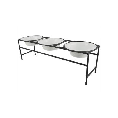 Lucky Dog Static 2-Bowl System-CL 71121 - The Home Depot