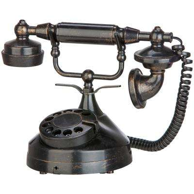 12 in. Spooky Telephone-Victorian Style