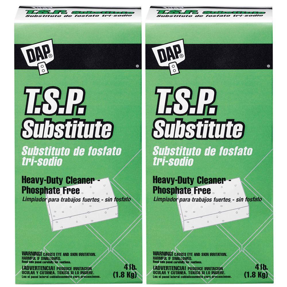 4 lb. Tri Sodium Phosphate General Purpose Cleaner (2-Pack)