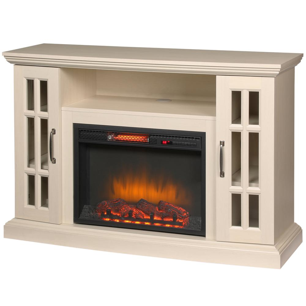 Home Decorators Collection Edenfield 48 In Freestanding Infrared
