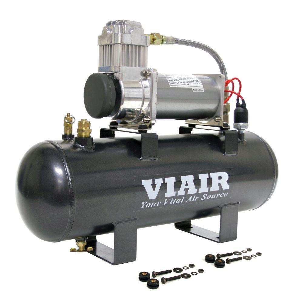 2 Gal. 200 psi 12-Volt Fast-Fill Air Source Kit