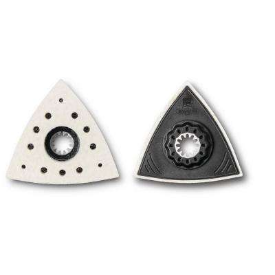 Felt Polishing Pad Starlock (2-Pack)