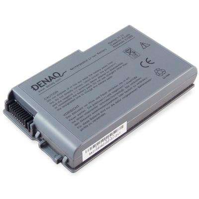 6-Cell 53Whr Lithium-Ion Laptop Battery for DELL Inspiron 500m, 510m, 600m; Latitude D500, D505, D510, D520, D530, D600