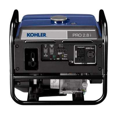 2,500-Watt Gasoline Powered Portable Generator