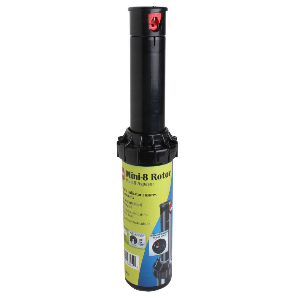 Toro Mini-8 Series 1/2 in. FIP Inlet Rotary Sprinkler