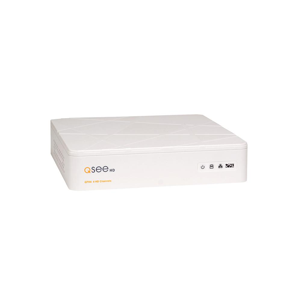 4-Channel 720p 1TB Surveillance DVR/Digital Video Recorder