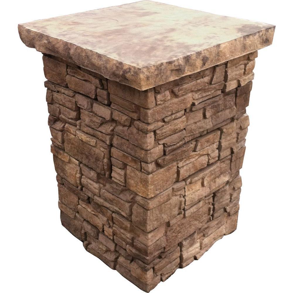 Stonebilt Concepts 39 In Telluride Stacked Stone Column