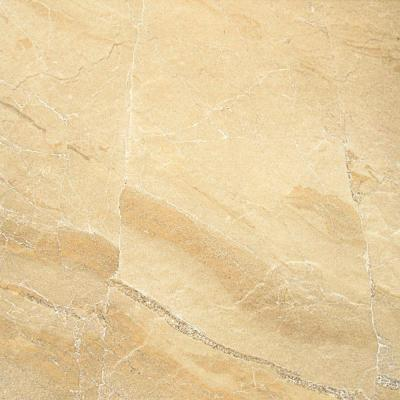 Ayers Rock Golden Ground 13 in. x 13 in. Glazed Porcelain Floor and Wall Tile (16 sq. ft. / case)