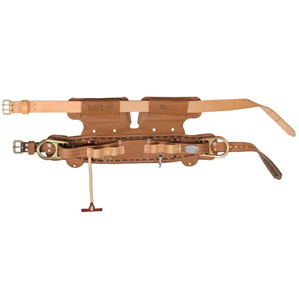 null Lineman's Backsaver Belt