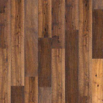 Take Home Sample - Bermuda Oak Engineered Hardwood Flooring - 7-31/64 in. x 8 in.
