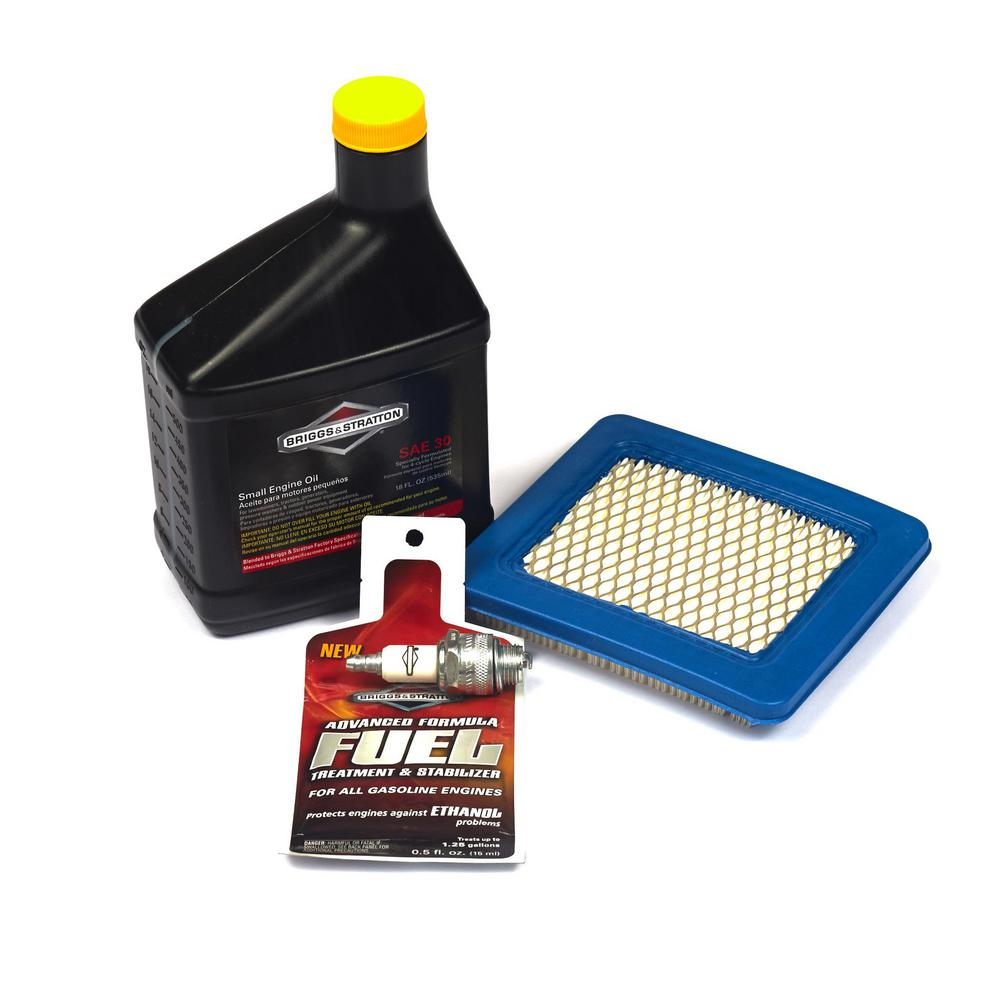 Maintenance Kit for Briggs & Stratton Lawn Mower