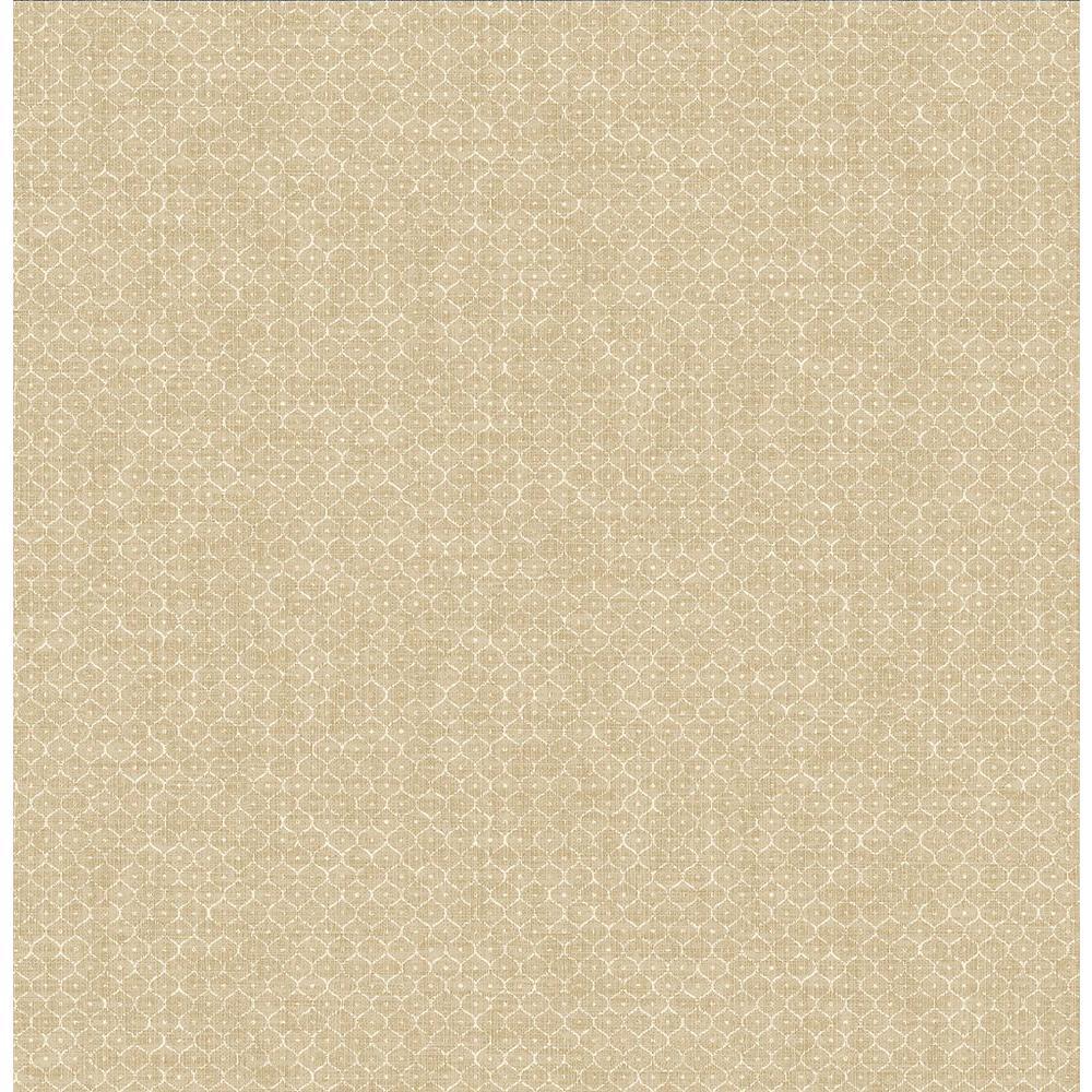 A-Street Hip Beige Texture Wallpaper Sample 1014-001843SAM
