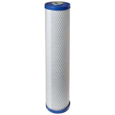 EP-20BB 20 in. x 2-5/8 in. Carbon Block Water Filter