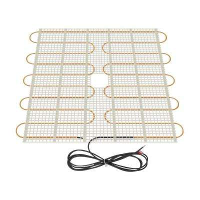 2.5 ft. x 32 in. 120-Volt Radiant Floor Heating Mat