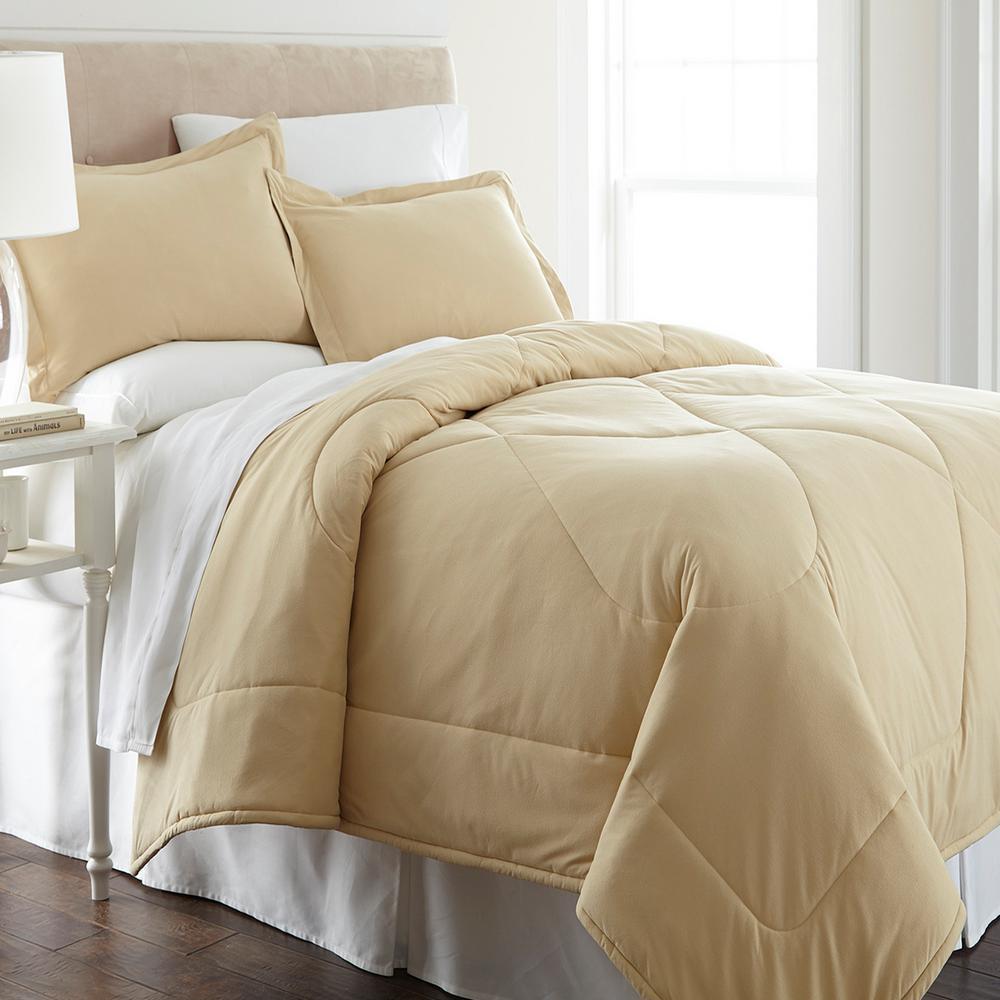 Chino Full Queen 4-Piece Comforter Set