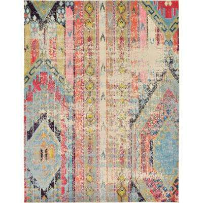 Sedona Multi 9 ft. x 12 ft. Rug