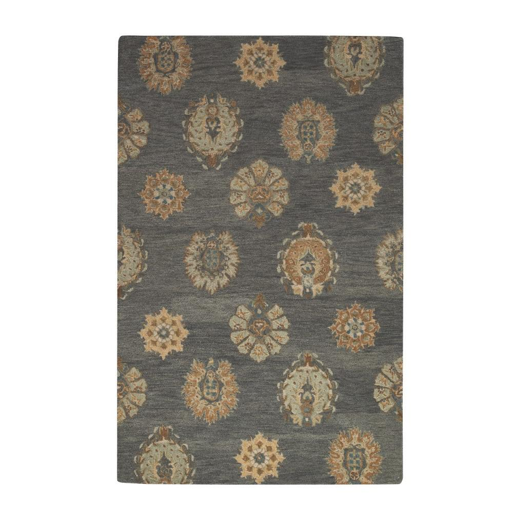 Home Decorators Collection Elegant Grey 9 Ft 9 In X 13