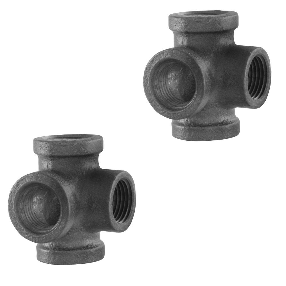 Warehouse manufactory pig-iron pressure pipes and connecting parts to them