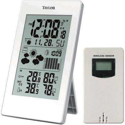 Digital Weather Forecaster with Barometer and Alarm Clock