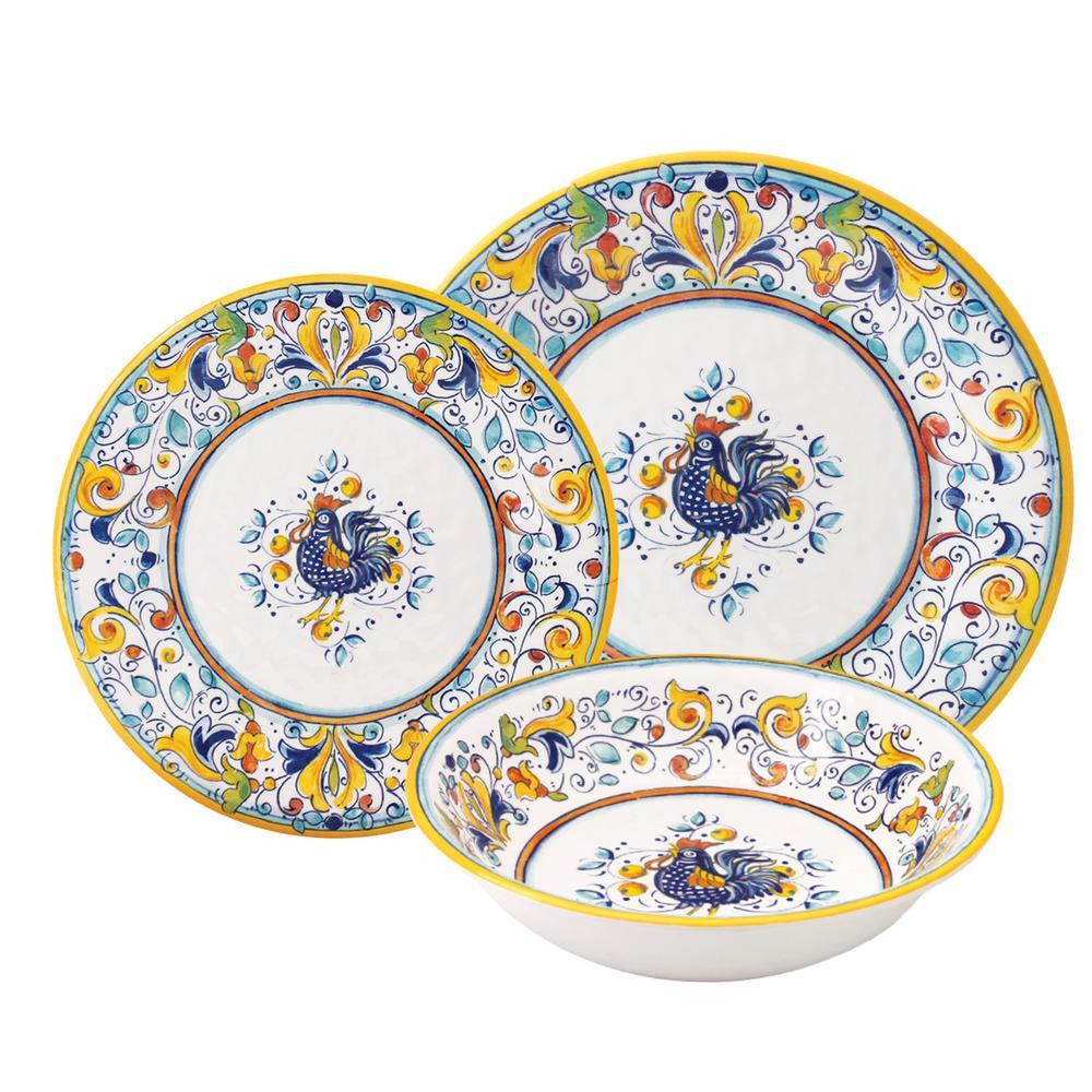12-Piece Florence Dinnerware Set
