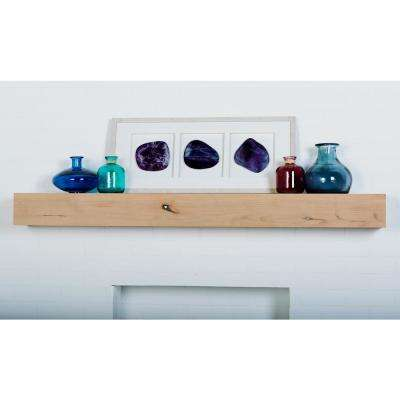 Multi-Colored Polystone and Wood Framed Gemstones Wall Decor (Set of 3)